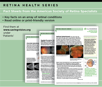 retinal diseases the american society of retina specialists the