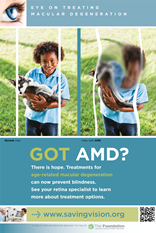 AMD public service announcement poster